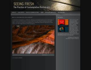 seeingfresh.com screenshot