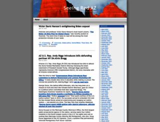 seeingredaz.wordpress.com screenshot