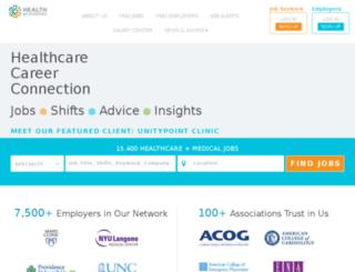 seeker.healthcallings.com screenshot