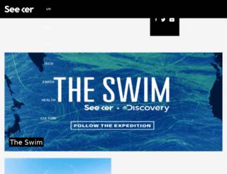 seekernetwork.com screenshot