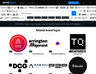 seeklogo.com screenshot