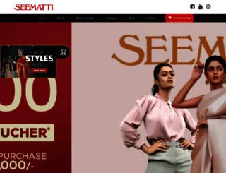 seematti.com screenshot