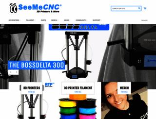 seemecnc.com screenshot