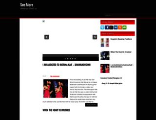 seemoresite.blogspot.com screenshot