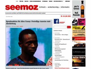 seemoz.de screenshot