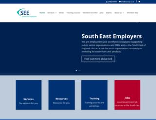 seemp.co.uk screenshot