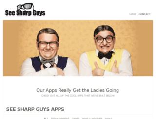 seesharpguys.com screenshot