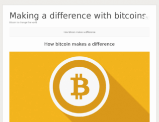 seethedifference.org screenshot