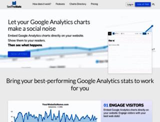 seethestats.com screenshot