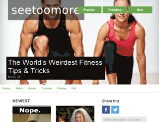 seetoomore.com screenshot