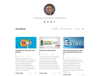 sefakarahan.com screenshot