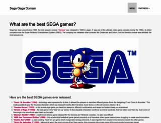 segagagadomain.com screenshot