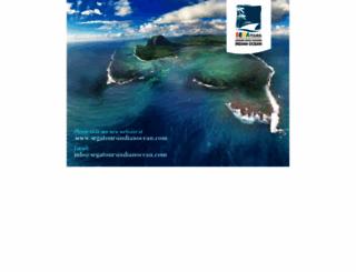 segatours.com screenshot
