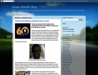 segbwema.blogspot.co.uk screenshot