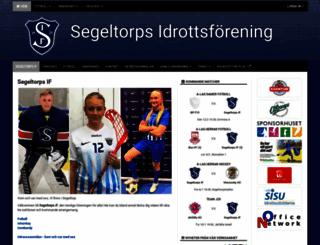 segeltorpsif.se screenshot
