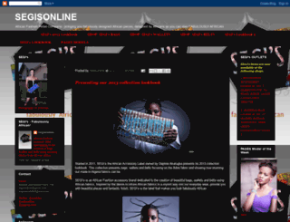 segisonline.blogspot.com screenshot