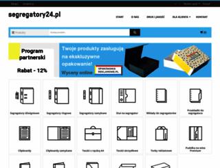 segregatory24.pl screenshot