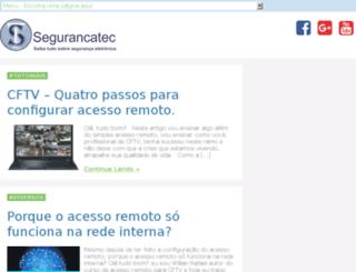 segurancatec.com.br screenshot