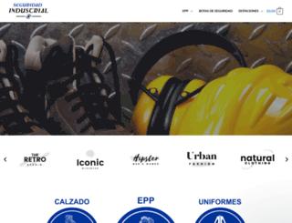 seguridadindustrial.com.co screenshot