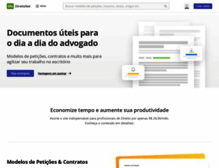 seguro.direitonet.com.br screenshot