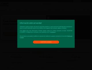 segurosdecoche.caser.es screenshot