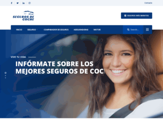 segurosdecochebaratosonline.com screenshot