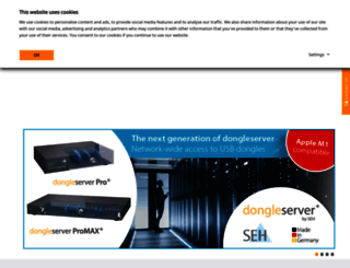 seh-technology.com screenshot