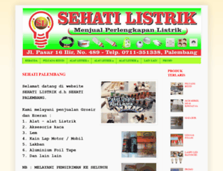 sehatipalembang.blogspot.com screenshot