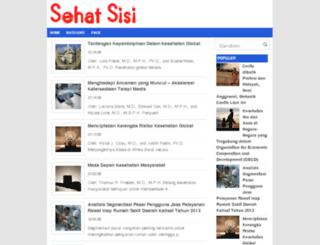 sehatsisi.com screenshot