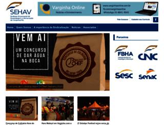 sehav.com.br screenshot
