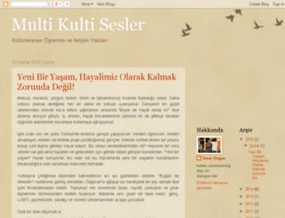 sehirsesleri.blogspot.com.tr screenshot