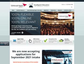 seidegrees.com screenshot