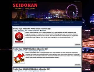 seidokan.org screenshot