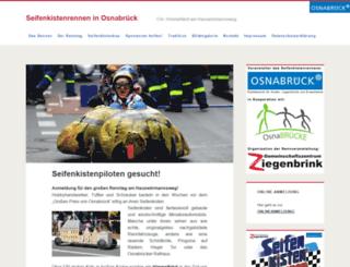 seifenkistenrennen-os.de screenshot