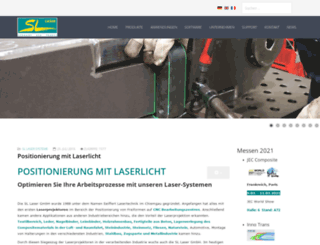 seiffertlasertechnik.de screenshot