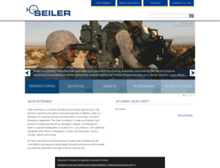 seilerinst.com screenshot