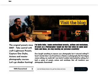 seimeffects.com screenshot