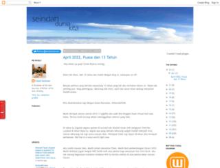 seindahduniakita.blogspot.com screenshot