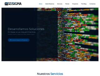 seisigma.co screenshot