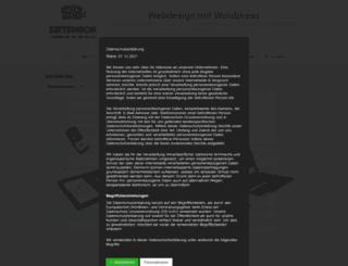 seitenbox.de screenshot