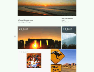 sejourlinguistiqueexpert.wordpress.com screenshot