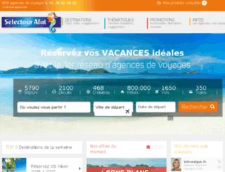 sejours.afatvoyages.fr screenshot