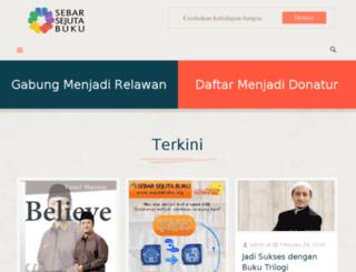 sejutabuku.org screenshot
