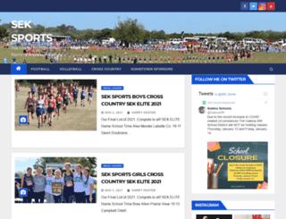 sek-sports.com screenshot