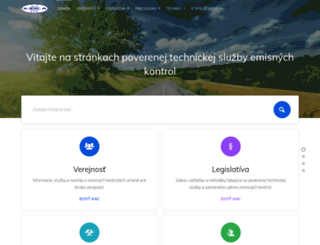 seka.sk screenshot