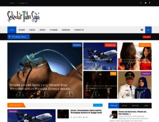 sekedar-tahu-aja.blogspot.com screenshot