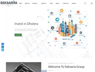 seksariagroup.com screenshot