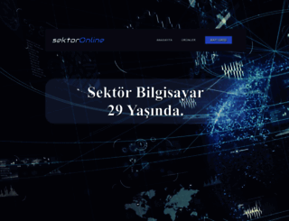 sektoronline.com screenshot