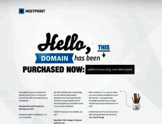 selbststaendig-werden.com screenshot