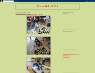 selchess.blogspot.com screenshot